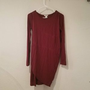 BarIII Cape dress